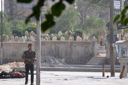 """""""Los rebeldes no dan una señal que tranquilice a los cristianos"""""""