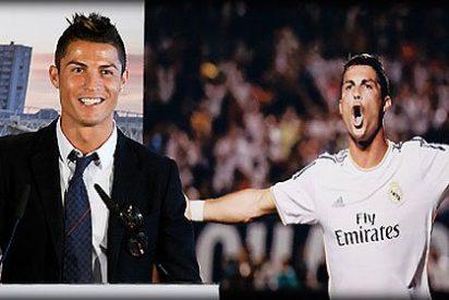 """Cristiano: """"Me gusta estar en el top y el Real Madrid es el top donde estar muchos años"""""""
