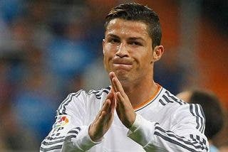 """Cristiano Ronaldo: """"La culpa es nuestra; el técnico no tiene nada que ver con esto"""""""
