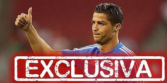 El Real Madrid notifica a Cristiano Ronaldo que pagó más por él que por Gareth Bale