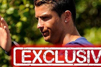 """Cristiano Ronaldo: """"¿La renovación? Todo va bien, aunque estoy tocado del tendón"""""""