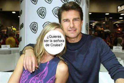 ¿Quiere ser la señora de Tom Cruise? Hay que ser lista, apuntarse a la cienciología, treintañera...