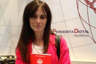 """Delia Rodríguez: """"El pecado original de los medios digitales comenzó el día en que un clic significó dinero"""""""