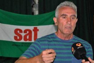 """Raúl del Pozo le hace la ola al asalta supermercados Cañamero: """"Es un gran líder demócrata y popular"""""""
