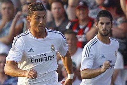 A la espera de Bale, la 'dinamita' en el Real Madrid la ponen Cristiano e Isco