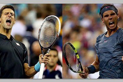 Nadal y Djokovic se juegan en Nueva York la supremacía en el tenis mundial