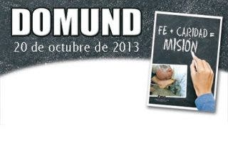 Kike Figaredo protagoniza el spot del Domund 2013