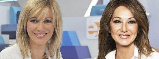 'Espejo Público' se 'estrella' dos veces contra Ana Rosa Quintana reflejando una falsa exclusiva