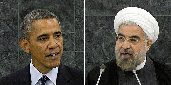 El presidente de EEUU habla por teléfono con el de Irán tras tres décadas de enemistad