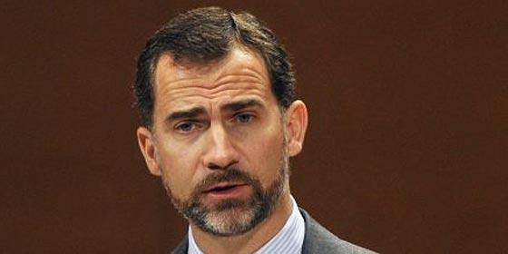 El Príncipe sustituirá al Rey en la Cumbre Iberoamericana