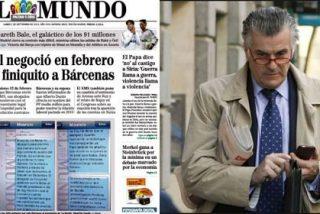 Los sms de Bárcenas al presidente de La Razón contradicen la versión del PP sobre su finiquito