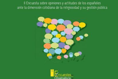 La religiosidad y su gestión pública en España