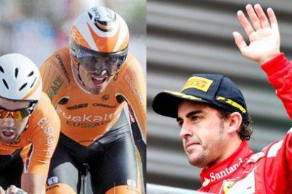 """Lamentos en ETB a la compra de Euskaltel por parte de Fernando Alonso: """"Vamos a perder un equipo vasco"""""""