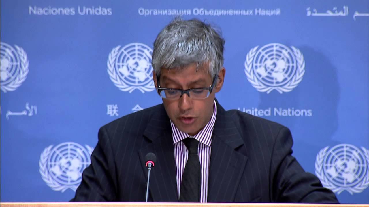 LA ONU recibe documentación de Siria para entrar en la Convención sobre Armas Químicas