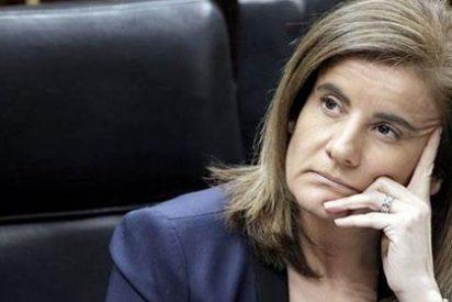 Báñez dice que eso de que los pensionistas serán más pobres es todo un camelo