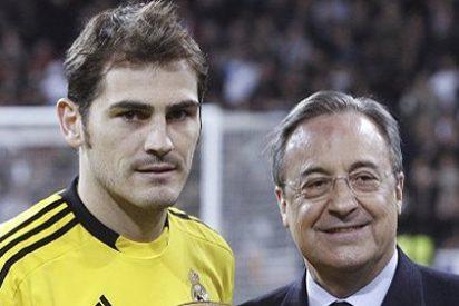 """Florentino Pérez: """"Iker Casillas es el capitán pero a veces él y su entorno no ayudan"""""""