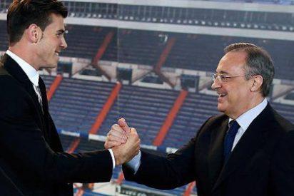 Gareth Bale entusiasma a la afición del Real Madrid y aburre a la prensa