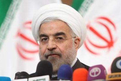 """Rohani promete que Irán """"nunca"""" fabricará armamento atómico bajo su mandato"""