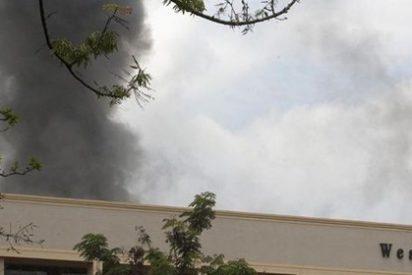 Las fuerzas de seguridad controlan ya el centro comercial de Nairobi