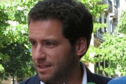 """El PP vasco ve """"preocupante"""" que el espejo del PNV sea """"Cataluña"""""""