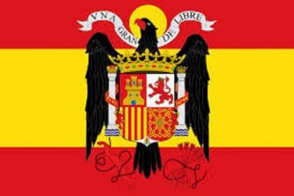 [Vídeo] Cara al Sol y banderas franquistas a todo trapo en las fiestas de Moraleja