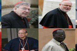 """El Papa convierte en """"oficial y permanente"""" el G8 cardenalicio"""