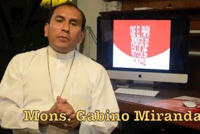 Destituido por pederastia Gabino Miranda, obispo auxiliar de Ayacucho