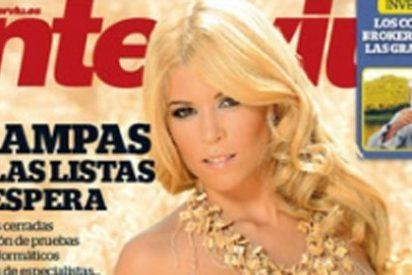 """Gaby ('Campamento de verano') se desnuda en Interviú y le da para el pelo a Lucía Etxebarría: """"Es una desequilibrada"""""""