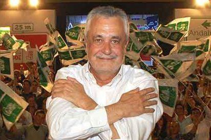 El socialista Griñán hace una triquiñuela que le permitirá cobrar tres sueldos