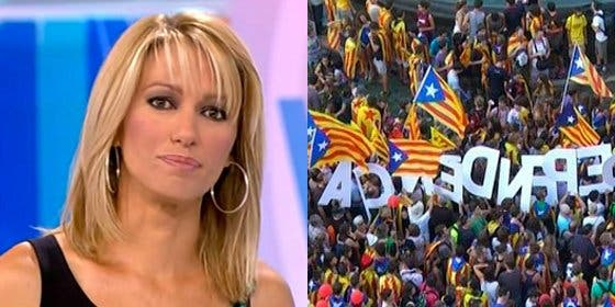 """Griso evita mojarse con la Diada: """"En Madrid no acaban de entenderlo, piensan que es Mas, pero es al revés, es la ciudadanía"""""""
