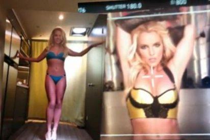 """Britney Spears calienta motores con su nuevo videoclip y su """"un poco sucio"""" baile sexy"""