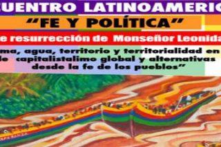"""III Encuentro Latinoamericano """"Fe y Política"""" en Quito"""