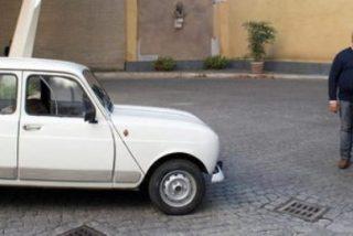Francisco conducirá su propio coche en el Vaticano