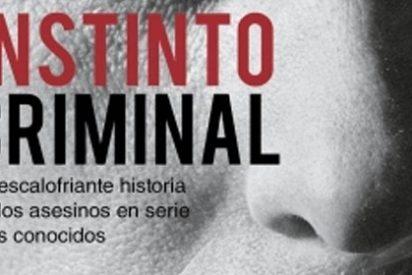 El libro que recopila las historias de los asesinos más mediáticos del canal de televisión 'Crimen & Investigación'