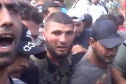 [Vídeo] Rebeldes sirios mutilan y decapitan de forma atroz al piloto de un helicóptero del ejército