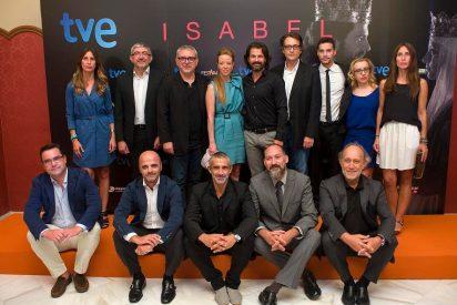 Llega al FesTVal de Vitoria la esperada segunda temporada de la celebrada y exitosa serie 'Isabel'