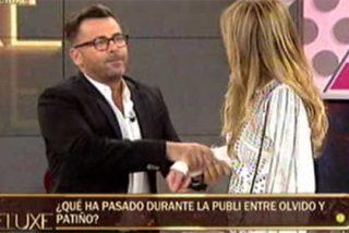 """[Video] Y Jorge Javier expulsó a Olvido Hormigos de 'Sálvame Deluxe': """"Aquí se acaba la carrera de esa señora, ¡qué asco!"""""""