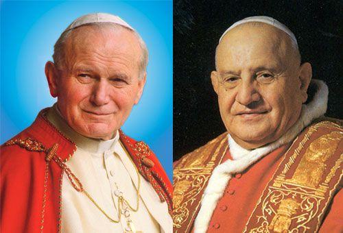 Próximas las canonizaciones de dos papas