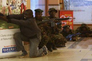 Terroristas islámicos provocan una carnicería en un centro comercial de Nairobi