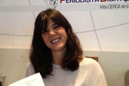 """Lara Moreno: """"Escribí esta novela como si fuera una isla, desde donde ya no se vuelve"""""""