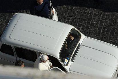 El Papa, en Cuatro Latas