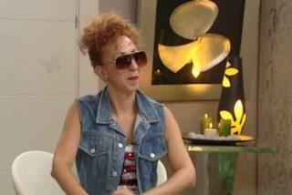 Leti, la friki de las gafas de sol, primera actriz porno descubierta en la tercera temporada de '¿Quién quiere casarse con mi hijo?': ¿por qué siempre pasa lo mismo en este programa?