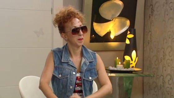 Actriz Porno Gafas leti, la friki de las gafas de sol, primera actriz porno