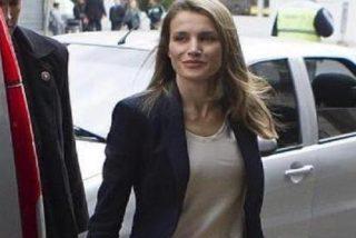 La Princesa Letizia da su aliento en Buenos Aires a la delegación 'Madrid 2020'...¿Saldremos airosos del lance?