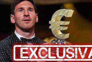 Leo Messi pide al Barça un sueldo de más de... ¡18 millones de euros!
