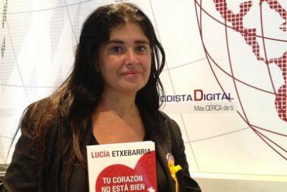 """Lucía Etxebarría: """"Es peligroso que programas como en el que yo he estado fomenten la agresividad y estigmaticen al que llora, por eso salí de ese sitio"""""""