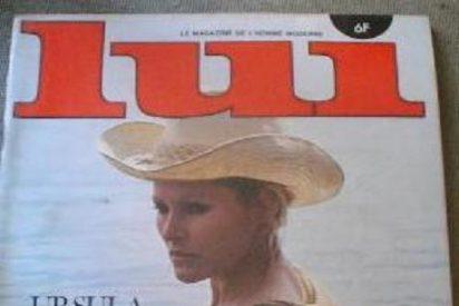 Resucita la mítica revista francesa 'Lui', inolvidable icono del erotismo de los años setenta