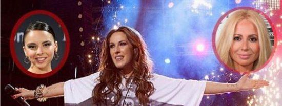 Los españoles sueñan con la cantante Malú a la hora de tener un tórrido romance