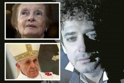 El Papa escribe una carta a la madre de Gustavo Cerati