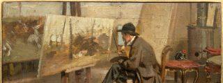 Los 'macchiaioli', el realismo italiano que precedió al impresionismo